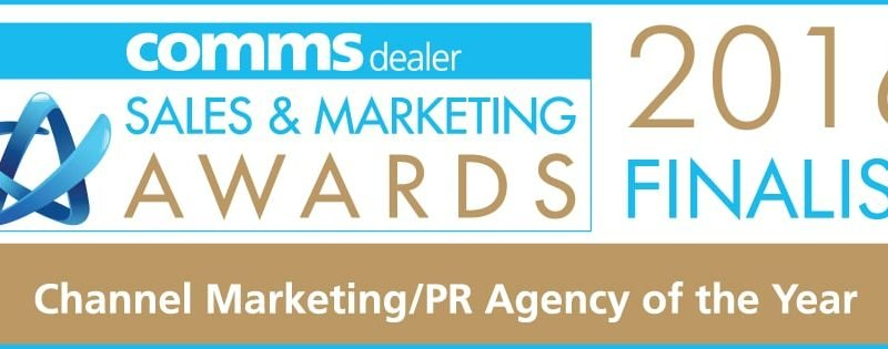Comms dealer marketing PR agency of the year