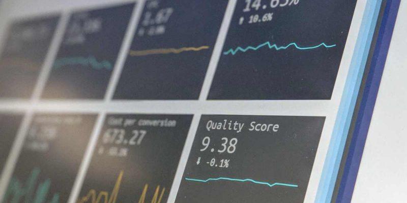 A Marketing Budget Review KPI Graphs