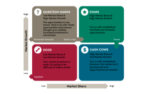 The BCG Matrix Strategy Tool