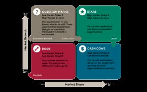 The BCG Matrix Strategy Tool