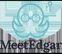 The Meet Edgar Logo