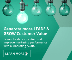 Conduct a marketing audit to generate more leads and grow value