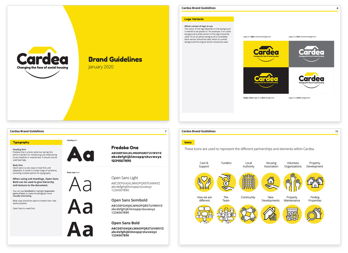 Cardea Brand Guidelines